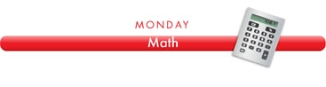 Math: Monday -- Clickschooling Archive